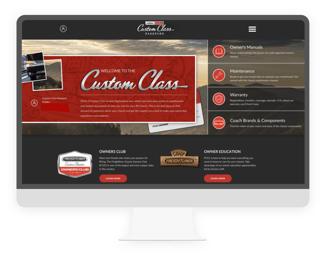Freightliner Custom Chassis Custom Class website
