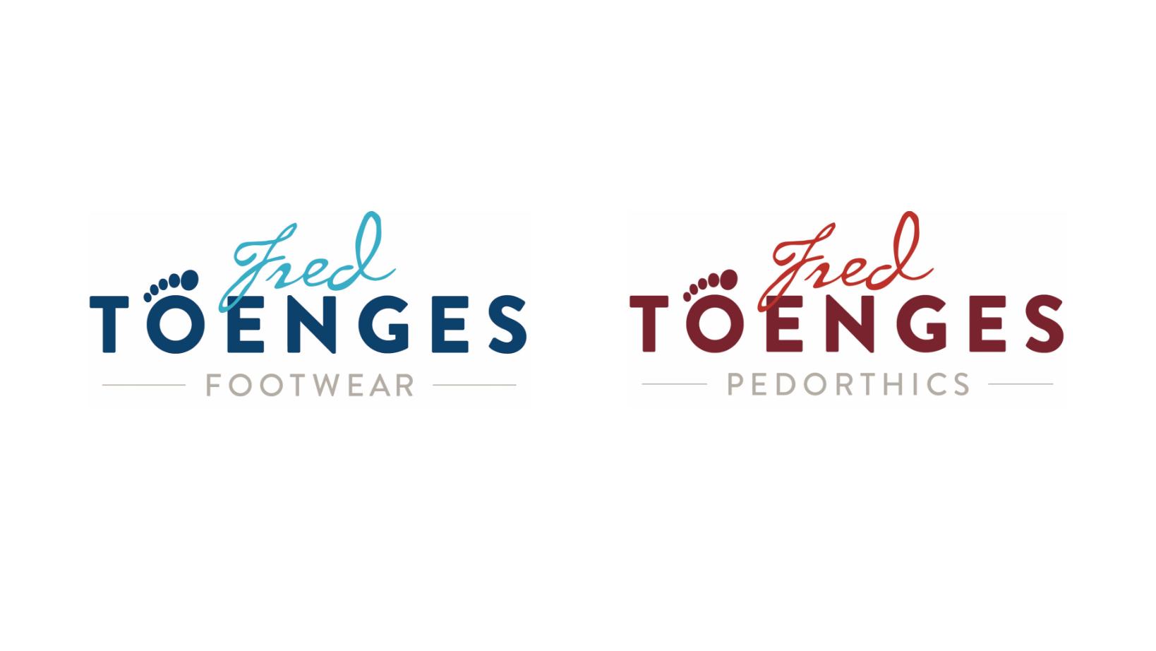 Fred Toenges Rebrand Logos